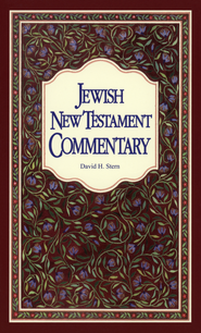 Jewish New Testament Commentary   -     By: David H. Stern