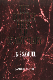 1 & 2 Samuel: The College Press NIV Commentary   -