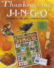 Thanksgiving Jingo  -
