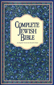 The Complete Jewish Bible - Softcover  -              By: David H. Stern