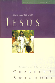 Jesus: The Greatest Life of All - Slightly Imperfect  -