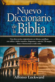 Nuevo Diccionario de la Biblia  (New Bible Dictionary)  -     By: A. Lockward