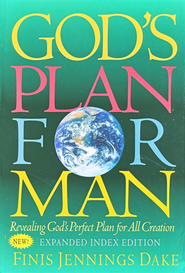 God's Plan for Man   -     By: Finis Dake