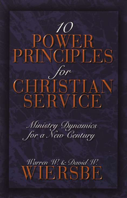 10 Power Principles for Christian Service: Ministry Dynamics for a New Century - Slightly Imperfect  -