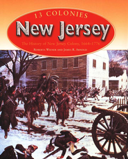 13 Colonies: New Jersey   -     By: Roberta Wiener, James Arnold