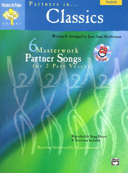 Partners in Classics Songbook & Accompaniment/Performance Audio CD  -     By: Jean Anne Shafferman
