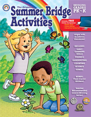 The Original Summer Bridge Activites PK-K   -