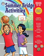 The Original Summer Bridge Activities 5-6   -