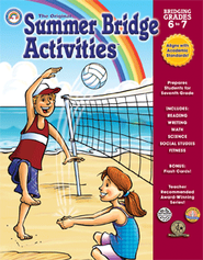 The Original Summer Bridge Activities 6-7   -