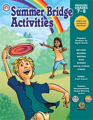The Original Summer Bridge Activities 7-8   -