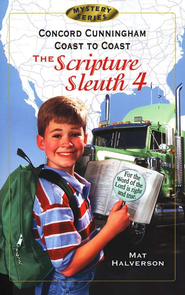 Concord Cunningham Coast to Coast: The Scripture Sleuth #4    -     By: Mat Halverson