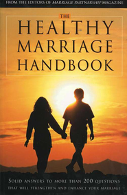 Handbook for a Healthy Christian Marriage   -     Edited By: Marriage Partnership Magazine     By: Editors of Marriage Partnership Magazine