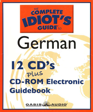 The Complete Idiot's Guide to German Program 2 -   -