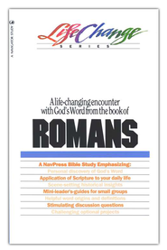 Romans, LifeChange Bible Study Series  -
