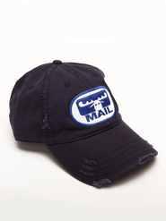 Adventures in Odyssey Moose Mail Distressed Cap -