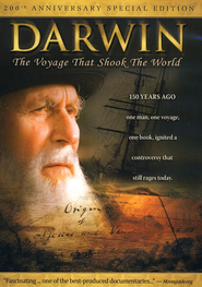 Darwin: The Voyage That Shook the World, DVD   -