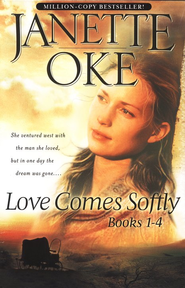 Love Comes Softly Series, Volumes 1-4, Slipcased Novels   -     By: Janette Oke