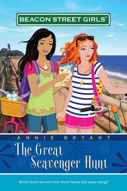 The Great Scavenger Hunt - eBook  -     By: Annie Bryant