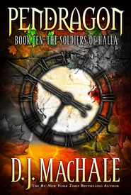 The Soldiers of Halla - eBook  -     By: D.J. McHale