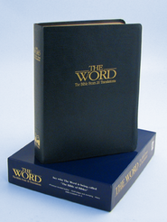The Word: The Bible from 26 Translations (slightly imperfect)  -