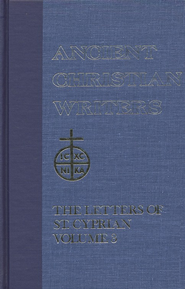 The Letters of St. Cyprian, Vol.3: Letters 55-66  (Ancient Christian Writers)  -     By: St. Cyprian