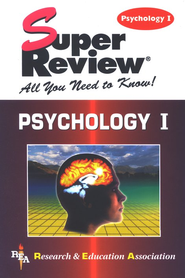 Super Reviews: Psychology 1  -