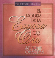 El Poder de la Esposa que Ora, Tarjetas de Oraci&#243n  (The Power of a Praying Wife, Prayer Cards)  -     By: Stormie Omartian