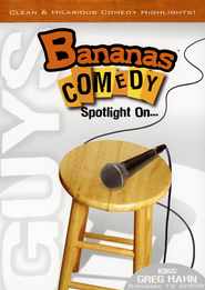 Bananas Comedy: Spotlight On Guys, DVD    -