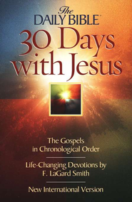 30 Days with Jesus  -     By: F. LaGard Smith