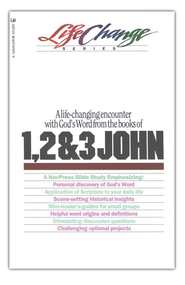 1, 2 & 3 John, LifeChange Bible Study Series  -     By: Karen Hinckley