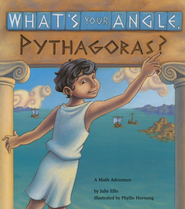 What's Your Angle, Pythagoras?   -     By: Julie Ellis