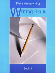 Writing Skills, Book 3   -     By: Diana Hanbury King