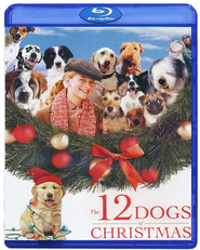 The 12 Dogs of Christmas, Blu-ray    -