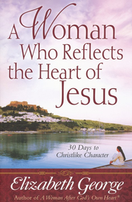 A Woman Who Reflects the Heart of Jesus - Slightly Imperfect  -