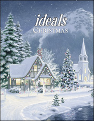 Ideals Christmas, 2011 Edition  - Slightly Imperfect  -