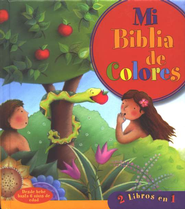 Mi Biblia de Colores/Mis Alabanzas de Colores  (My Color Bible/My Color Praises)  -