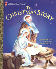 The Christmas Story Hardcover   -     By: Jane Werner     Illustrated By: Eloise Wilkin