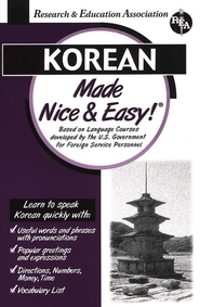 Korean Made Nice and Easy  -