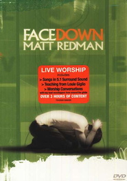 Facedown, DVD   -     By: Matt Redman