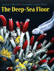 Deep Sea Floor   -     By: Sneed B. Collard III     Illustrated By: Gregory C. Wenzel