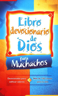 Libro Devocionario de Dios para Muchachos  (God's Little Devotional Book for Boys)  -