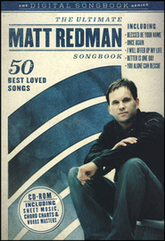 The Ultimate Matt Redman Digital Songbook   -     By: Matt Redman