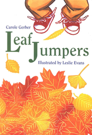 Leaf Jumpers   -     By: Carole Gerber