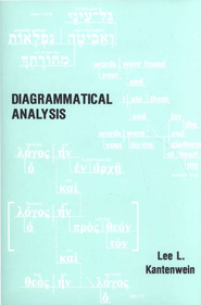 Diagrammatical Analysis, Revised Edition  -     By: Lee L. Kantenwein