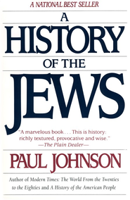 A History of the Jews   -     By: Paul Johnson