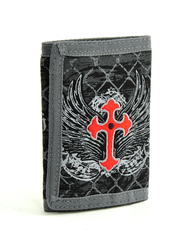 Ultimate Sacrifice Trifold Wallet  -