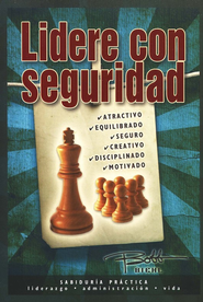 Lidere con Seguridad  (Leading with Confidence)  -     By: Bobb Biehl