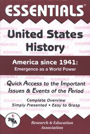 Essentials - United States History, Since 1941  -
