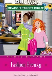 Fashion Frenzy - eBook  -     By: Annie Bryant