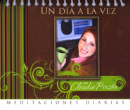 Meditaciones Diarias: Un Día a la Vez  (Desktop Calendar: One Day at a Time)   -     By: Claudia Pinzon